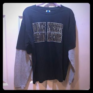 NCAA Wake Forest Demon Deacons L/S shirt Large